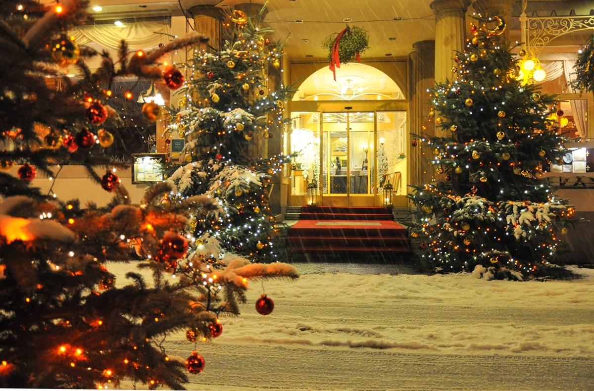 Weihnachten 2018 — Bellevue Rheinhotel