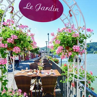 Bellevue rheinhotel gallery - Hotel de mougins restaurant le jardin ...