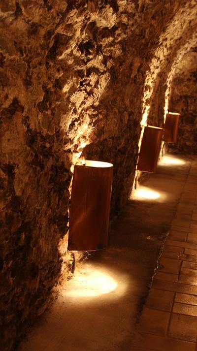 Weinkeller beleuchtung  Bellevue Rheinhotel Gallery